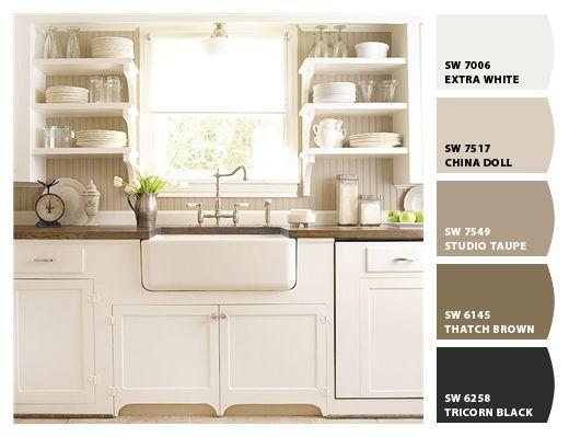203 best images about paint colors on pinterest taupe. Black Bedroom Furniture Sets. Home Design Ideas