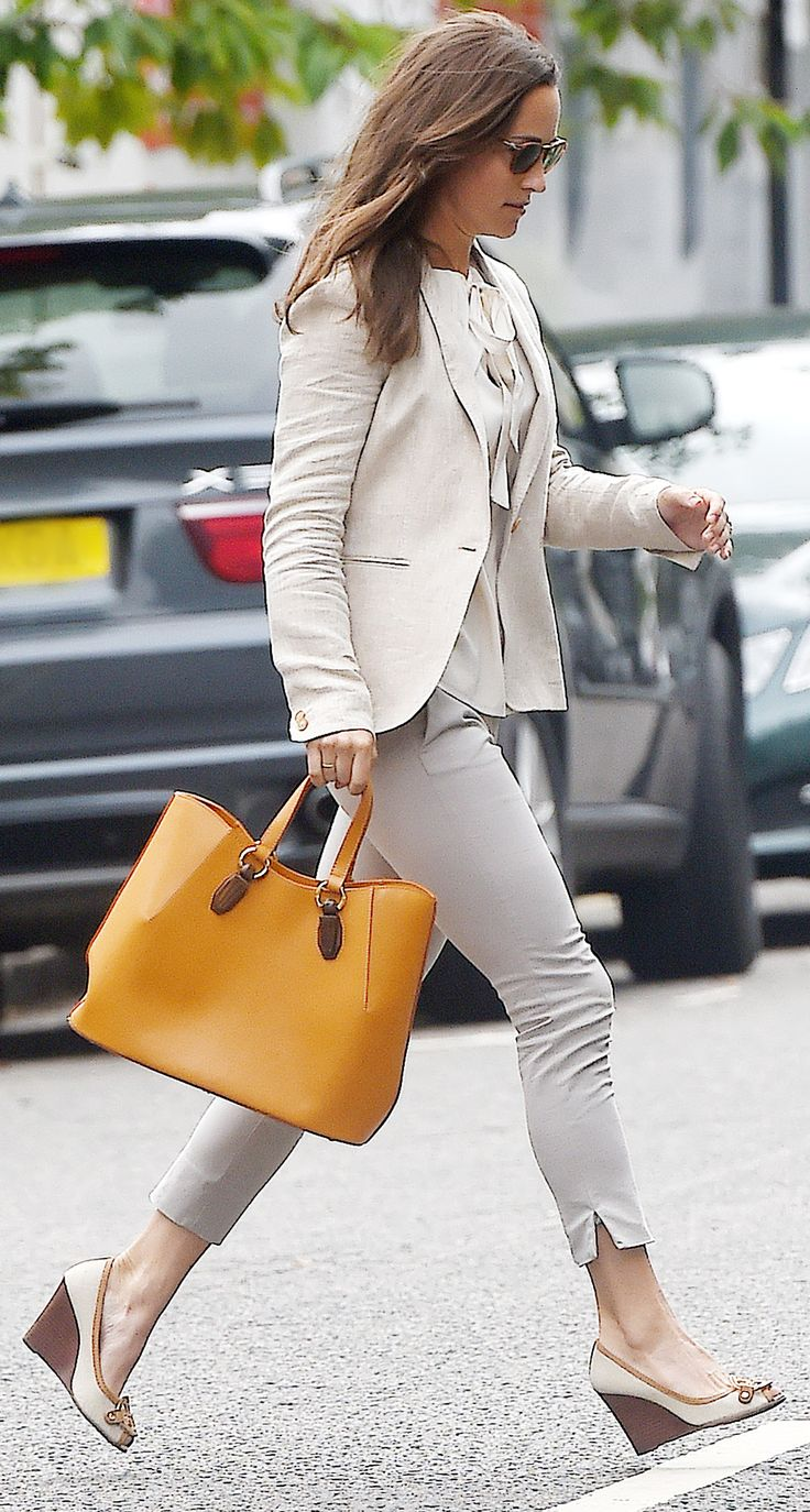 Pippa Middleton's Best Style Moments - September 6, 2016 from InStyle.com