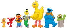 sesame street characters images | Sesame Street Vector Characters by ~JoniGodoy on deviantART
