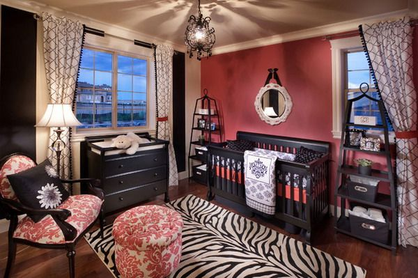 Luxurious Baby Room Furniture Set