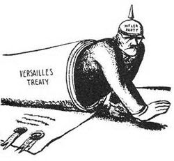 Risultati immagini per traité de versailles