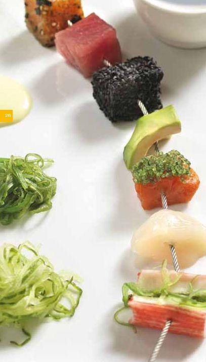 Jak grilovat zeleninu a ovoce.