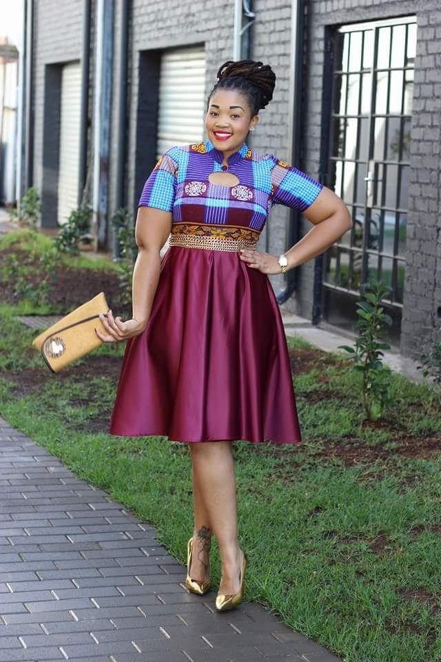 bow african fashion - Google-Suche