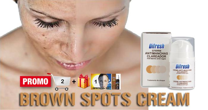 Brown Spots Facial Cream