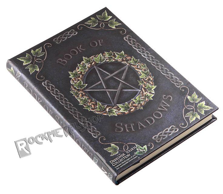 zeszyt/pamiętnik BOOK OF SHADOWS
