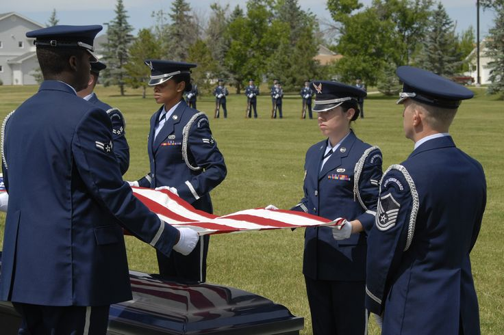 Military Funeral Honors: for an eligible veteran, free of charge, is mandated by law. Honor guard detail for the burial of an eligible veteran.