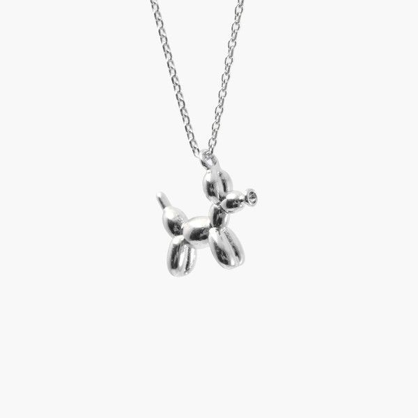 Koons Silver Necklace
