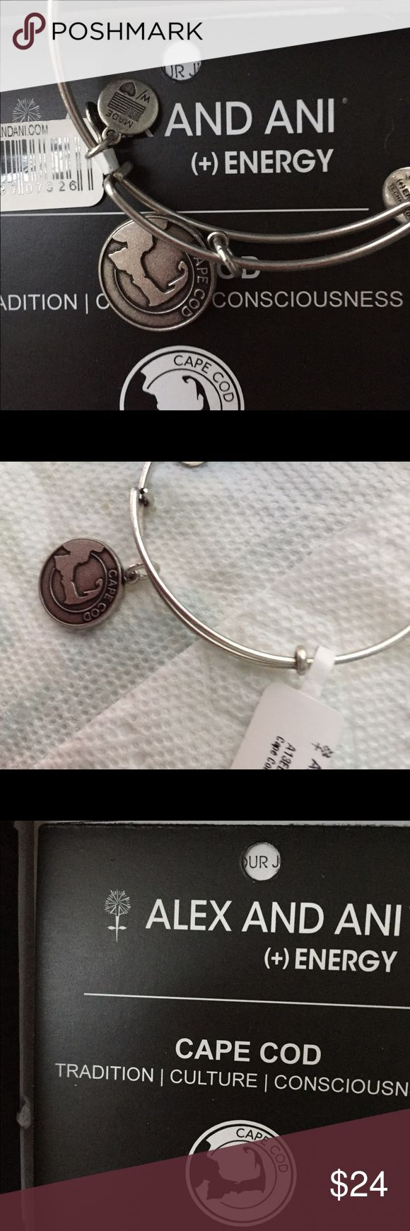Alex And Ani Cape Cod Bracelet Brand New I Bought It For Someone Who  Already