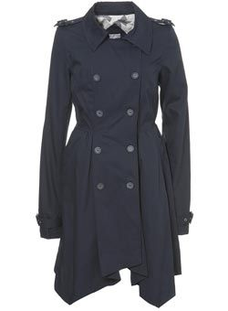 Trench coat from Topshop UK.
