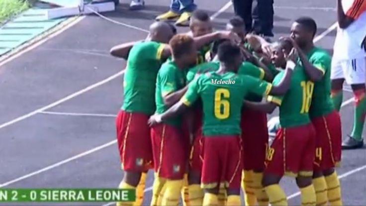 les Lions indomptables du Cameroun ont rugi face à la sélection «sierra léonaise» cette après- midi au stade omnisports Ahmadou Ahidjo à Yaoundé. C'était à l'occasion des éliminatoires en vue de leur qualification pour la Coupe d'Afrique des nations qui se tiendra au Maroc
