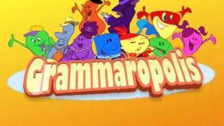 Grammaropolis videos: perfect for studying parts of speech.