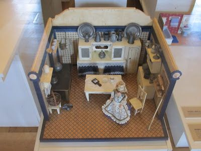 Biżuteria i rękodzieło AnGer: Magiczny świat domków dla lalek.