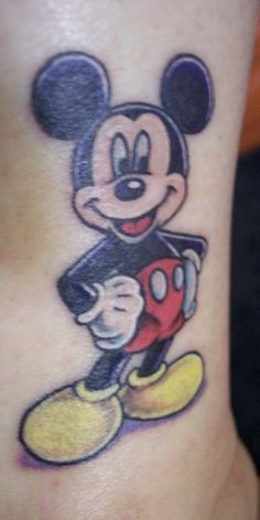 25 best ideas about mouse tattoos on pinterest mickey for Disney temporary tattoos mickey mouse