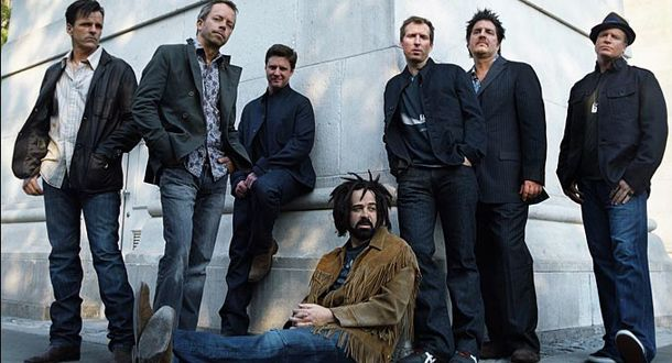 Sesto album in cantiere per i Counting Crows