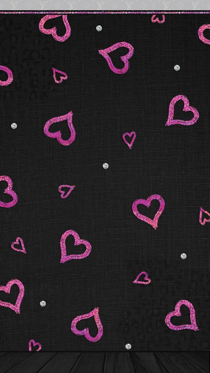 Best Wallpaper Hello Kitty Dark Pink - b53926e65a8740693f8bfab1292e227c--cellphone-wallpapers-heart-wallpaper  Gallery_964483.jpg