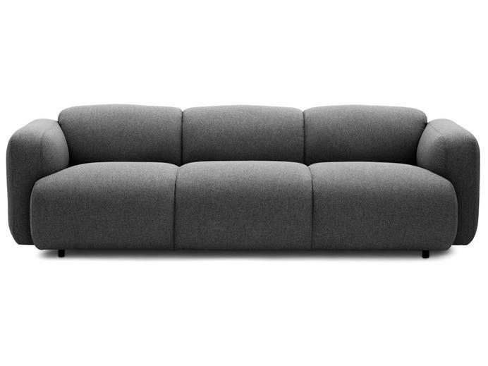 17600 Sofa 3-osobowa Swell gabriel-breeze fusion Normann Copenhagen