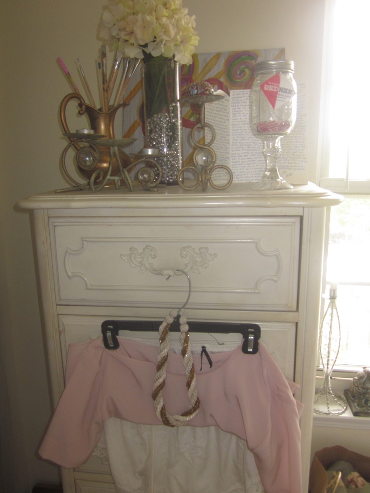I took my moms old furniture from my grandmas house! -jordynOld Furniture, Vintage Furniture