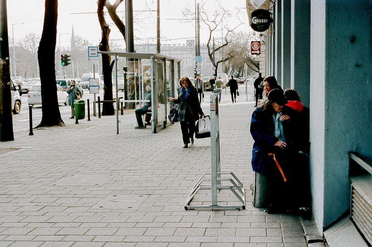 On every street       Nikon F501, Nikkor 50mm f/1.8 Kodak Portra 400   #FilmPhotography #KodakPortra400 #Kodak #KodakPortra #Nikon #Nikkor #NikonF501 #NikonSLR #50mm #50mm18 #StreetPhotography #ColorStreetPhotography