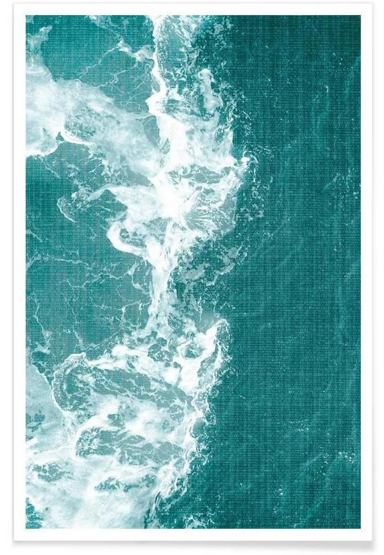 Print 205 as Premium Poster by Lila x Lola   JUNIQE