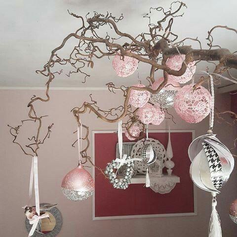 21 besten korkenzieherhasel bilder auf pinterest basteln for Ast dekorieren