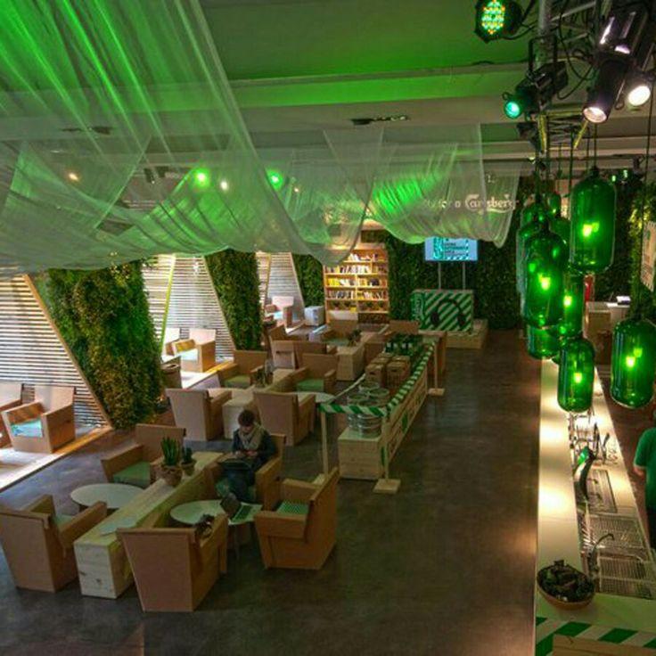 Event bar decor ideas