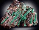 Mineral Galleries - Minerals For Sale - Sorted by Type and by Localty featuring classic minerals, weekly updates and quality photographs.