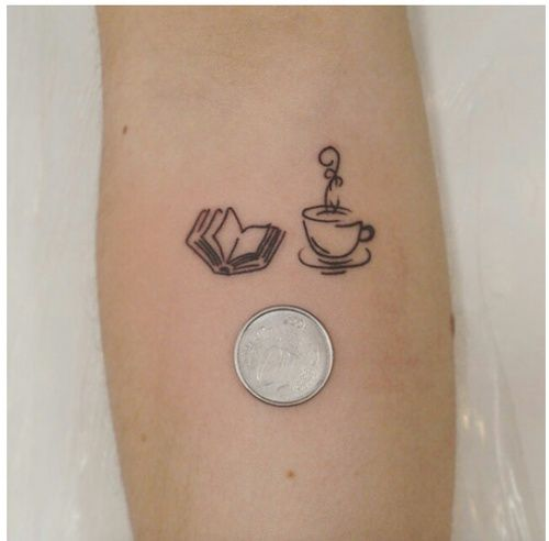 Imagen de book, books, and coffee