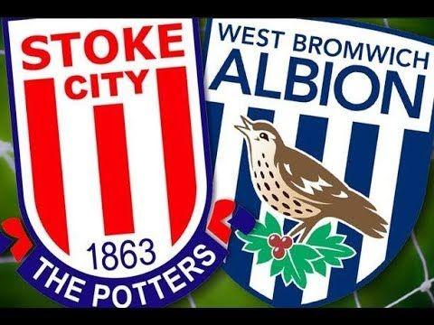 Stoke City  3-1 West Bromwich Albion, Stoke City  vs West Bromwich Albio...