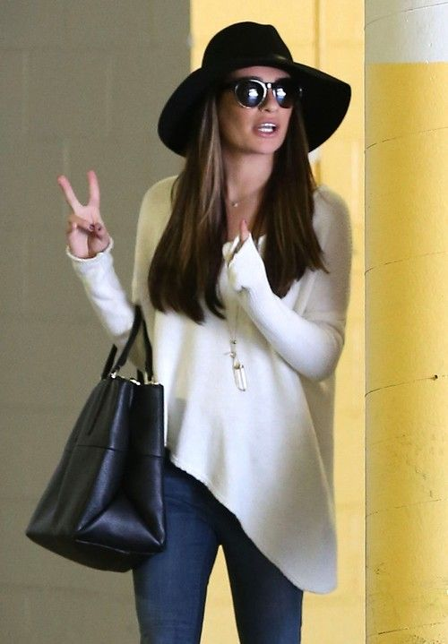 Lea Michele Getting Her Own Glee Spin-Off?  #LeaMichele #Glee