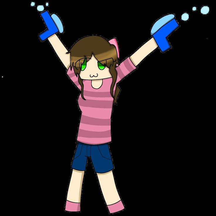 Minecraft Supergirlygamer