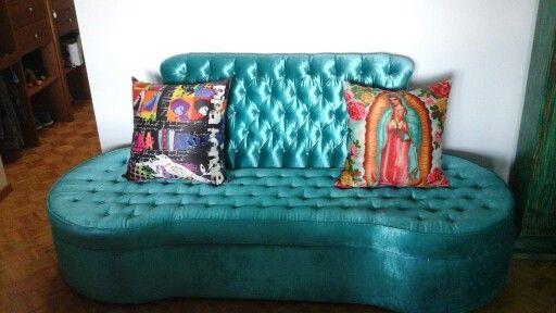Un sofá perfecto para na habitación