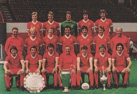 LFC squad 1977/78 - I have this picture fully signed.
