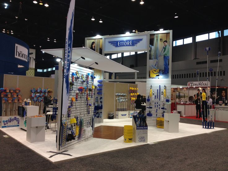 Stop by Booth #N6322 and learn about Ettore's quality cleaning tools, window cleaning tools and more! #ihhs2015