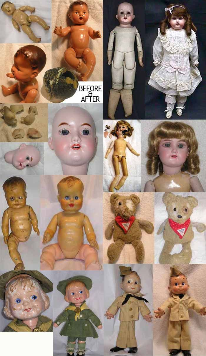 Doll Repair Tech