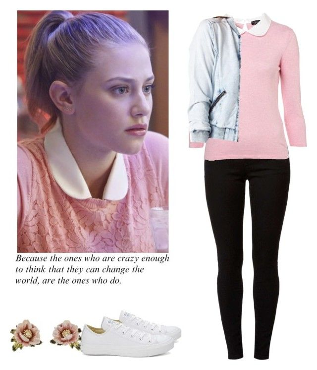 Betty Cooper Riverdale By Shadyannon On Polyvore Featuring