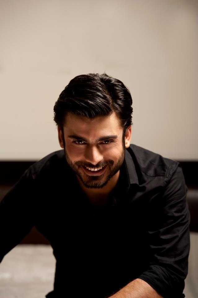 Pakistani actor/singer Fawad Khan
