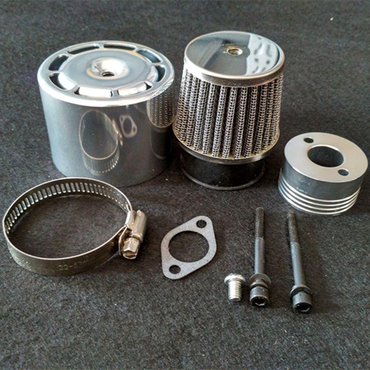 Baja Air Filter Big Volume of Air Intake Fits CY Zenoha Engine For1/5 Scale Hpi  ROVAN Km Baja 5b 5t RC CAR Parts