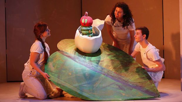 Review: The Very Hungry Caterpillar Show for a first West End experience for kids