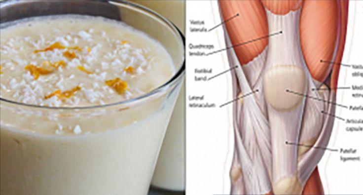 Remedio para eliminar el dolor de las rodillas y articulaciones desde el primer día. | ¿Que Ocurre?