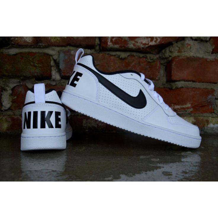Nike Court Borough Low GS 839985-101