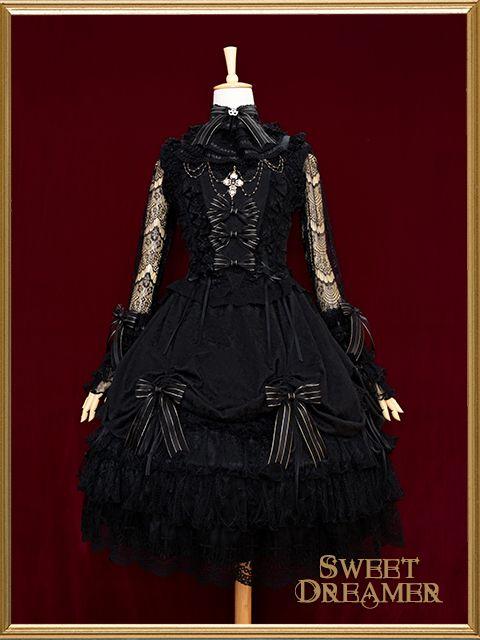 [✦✙✦---Elegant Gothic Lolitas' Must Have---✦✙✦] >>> http://www.my-lolita-dress.com/newly-added-lolita-items-this-week/sweetdreamer-lolita-persephone-series