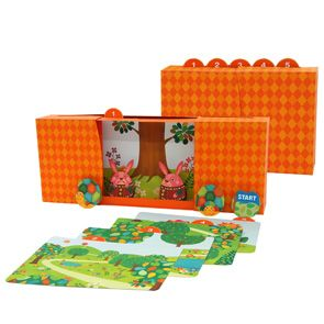 The tortoise and the hare fairy tale puppet theater. Free to print paper puppets, scenery, and display theater! Fun paper craft :)