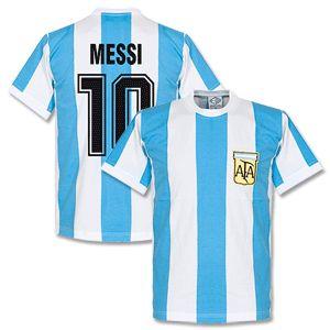 Retake 1978 Argentina Home Retro Messi Shirt 1978 Argentina Home Retro Messi Shirt http://www.comparestoreprices.co.uk/football-shirts/retake-1978-argentina-home-retro-messi-shirt.asp
