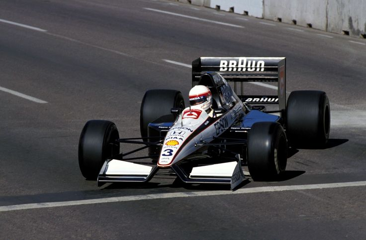 1991 Tyrrell 020 - Honda (Satoru Nakajima)