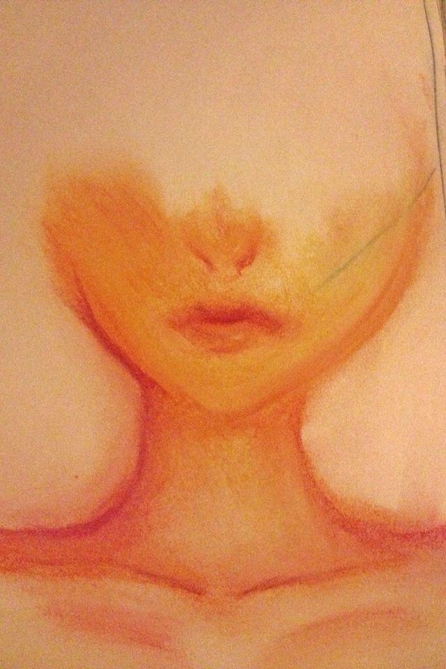 Soft pastel practice hoho