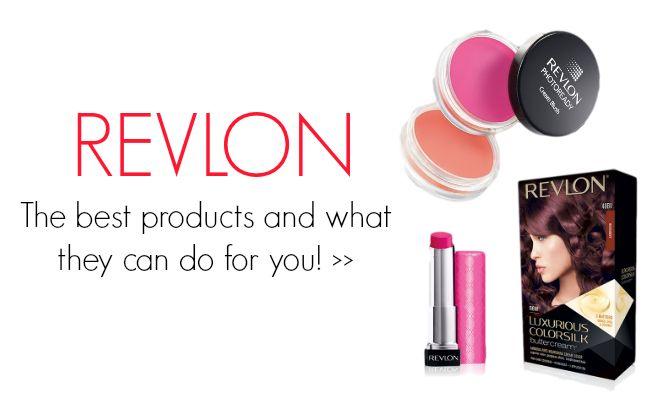 Best Revlon Products via www.hairsprayandhighheels.com