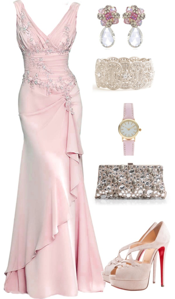 I would feel like a princess in something like this ♥