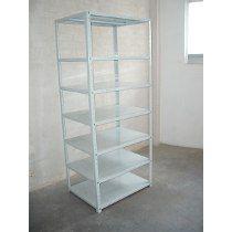 Paneles o Anaqueles: son muebles expositores con estanterías que suelen ser de dimensiones muy inferiores a las góndolas.