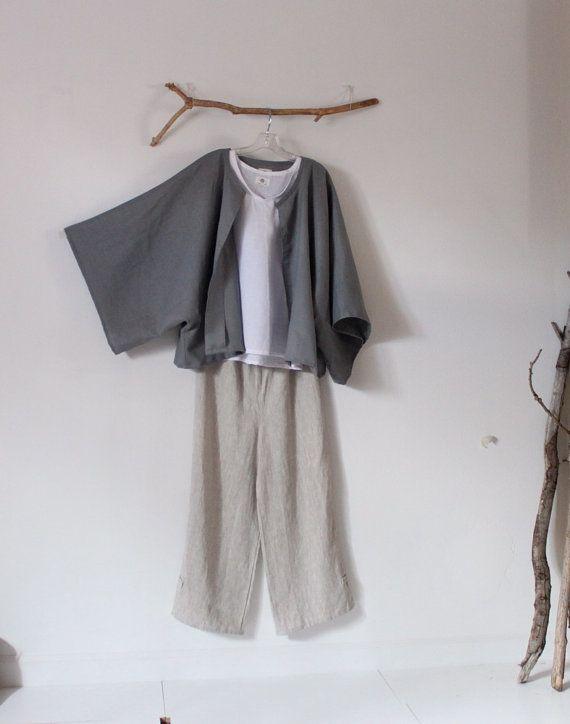 ropa de cama minimalista traje tres piezas hechas a mano para