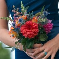 Spike of Love Bridal Bouquet